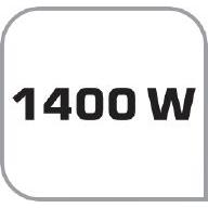 1400-watts